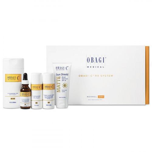 Система ухода для ухода за сухой и нормальной кожей / Obagi-C Rx Kit Dry [KIT]
