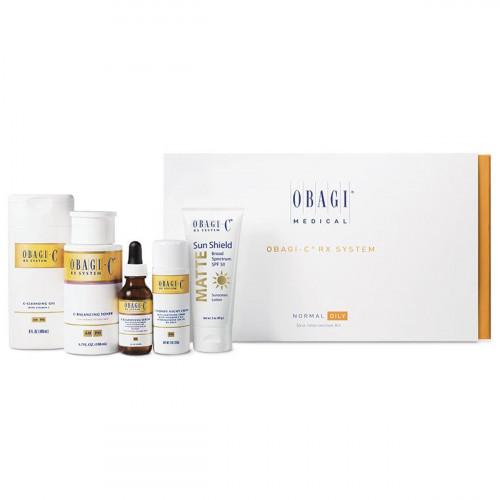 Система Обаджи для ухода за жирной и комбинированной кожей / Obagi-C Rx Kit Oily [Годен до 10.20]