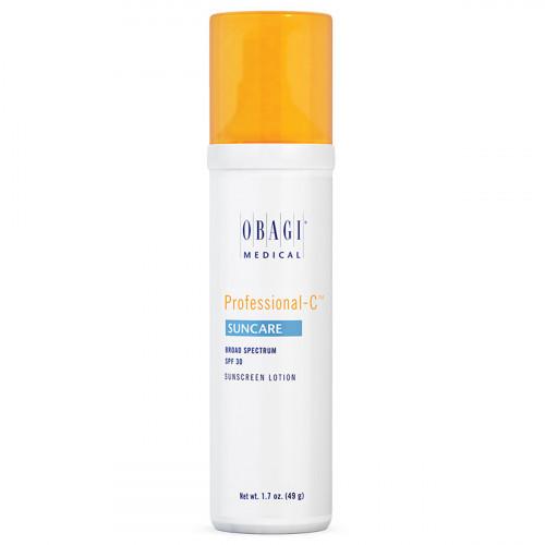 Солнцезащитный крем с витамином C SPF 30 / Professional-C Suncare SPF 30 OBAGI [Годен до 05.2021]