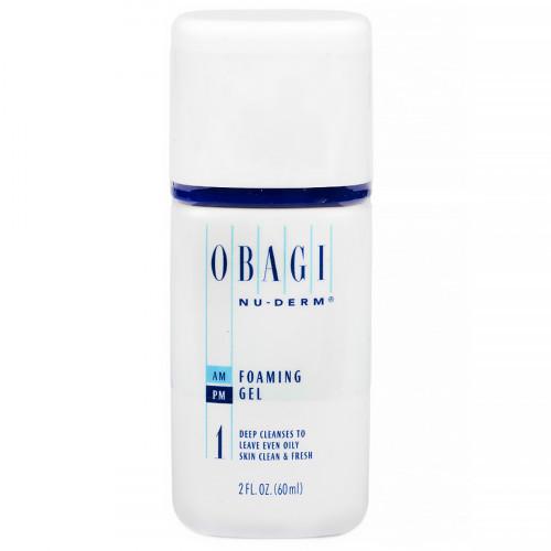 Пробник Гель для умывания / Obagi Nu-Derm Foaming Gel 60 ml