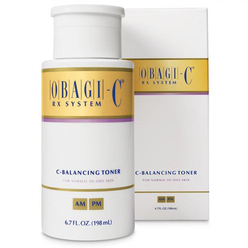 Балансирующий тоник для нормальной и жирной кожи / Obagi-C Rx C-Balancing Toner Oily