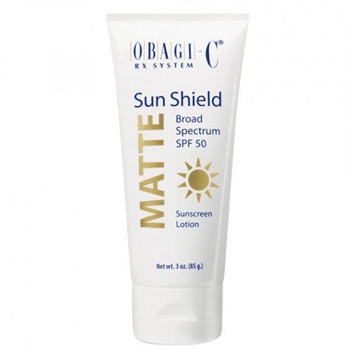 Матирующий солнцезащитный крем SPF 50 / Obagi-C Rx Sun Shield Matte Broad Spectrum SPF 50 OBAGI