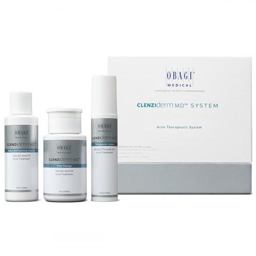 Система Obagi CLENZIderm M.D. / Acne Therapeutic System: Oily [KIT]
