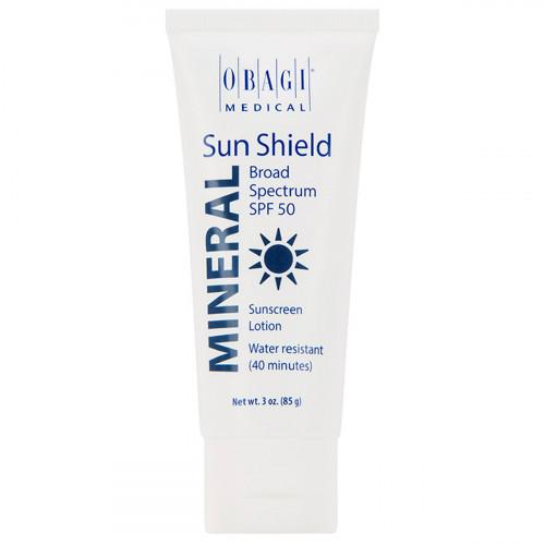 Солнцезащитное средство SPF 50 на минеральной основе / Sun Shield Mineral [Годен до 02.21]